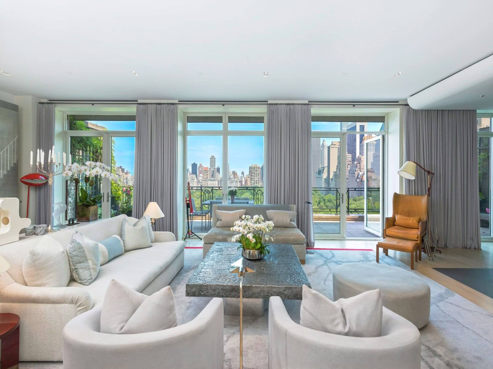 15 Central Park West Penthouse