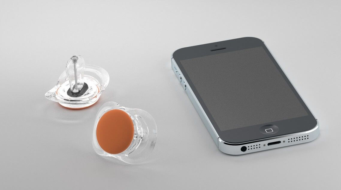 Bluetooth Pacifier