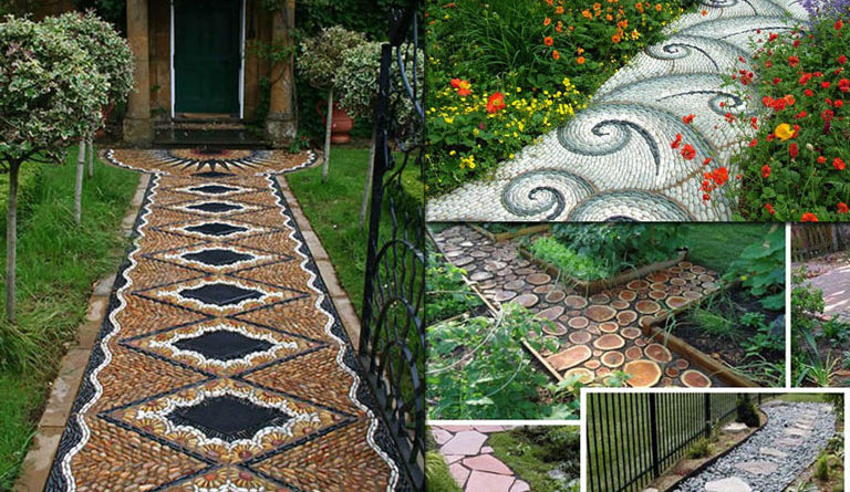Merveilleux Garden Walkways Tips And Ideas