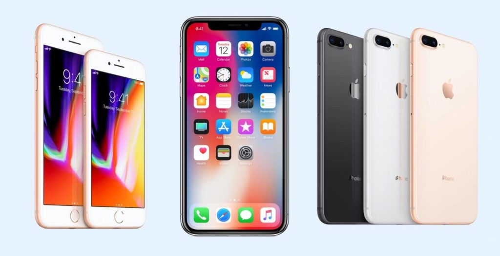 Apple iPhone 9 or Apple iPhone X2