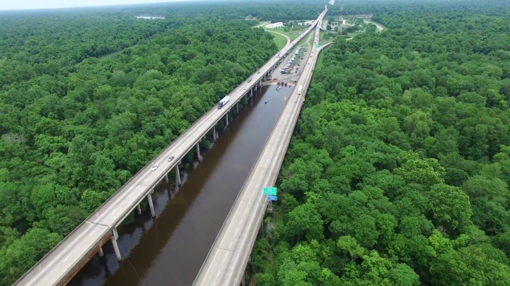 Atchafalaya Basin Bridges