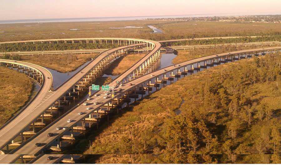 Bang Na Expressway Bridges