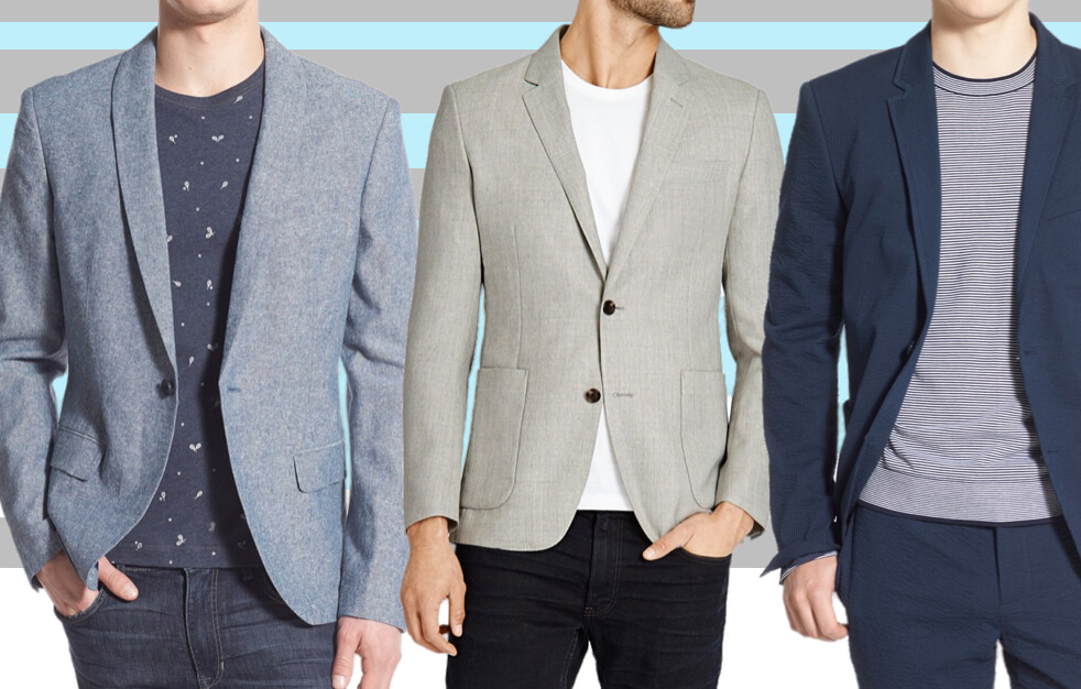 Best Men's Blazers For This Spring