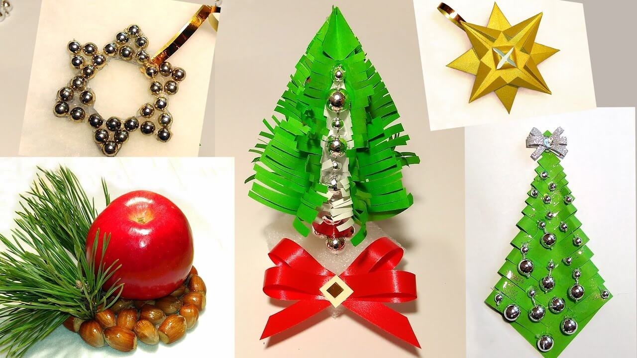 Top 25 diy christmas decorations ideas show your diy for Best christmas decorations