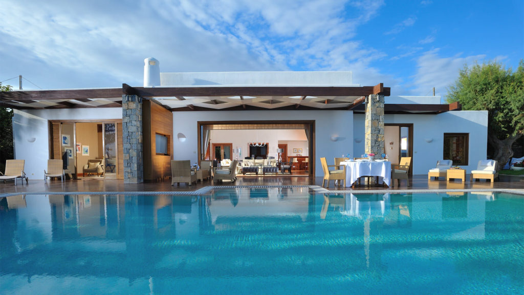Grand Resort Lagonissi Royal Villa in Athens, Greece