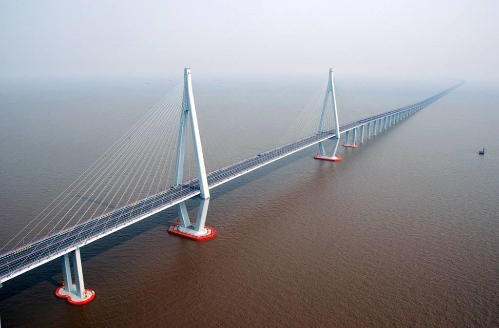 Hangzhou Bay Bridge Bridges