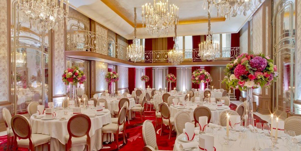 Hotel Plaza Athene, France