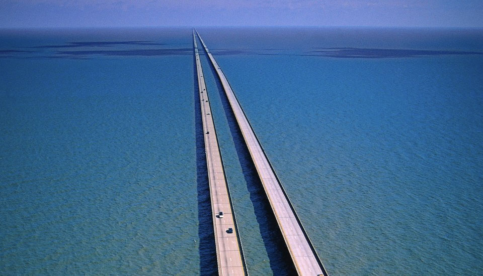 Lake Pontchartrain Causeway Bridges
