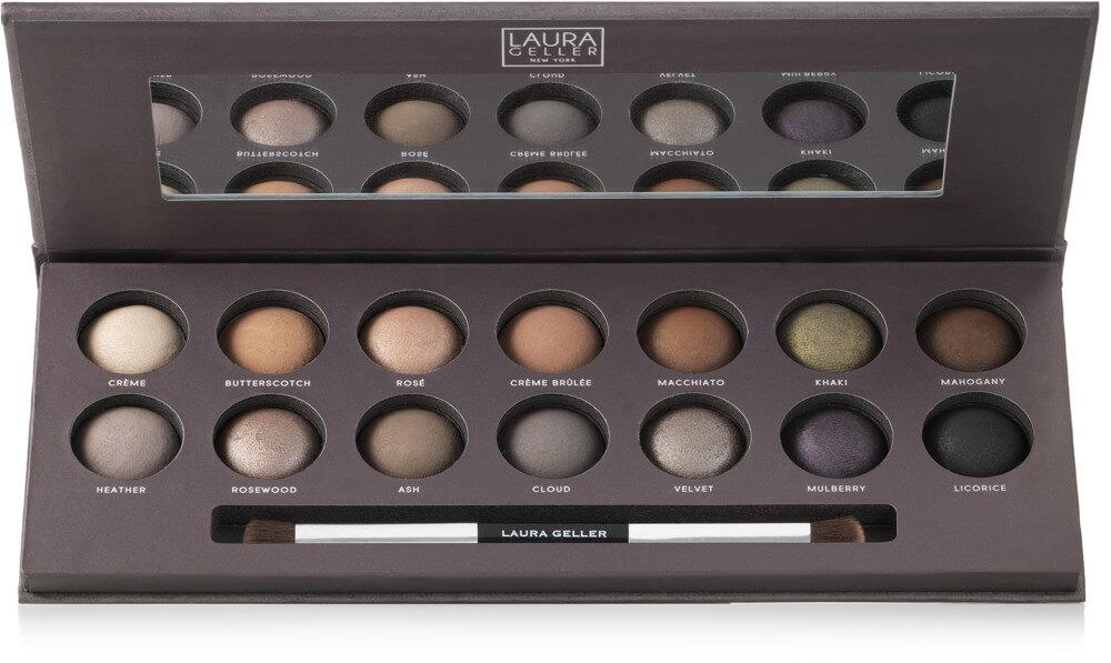 Laura Geller The Delectables Eye Shadow Palette in Smokey Neutrals