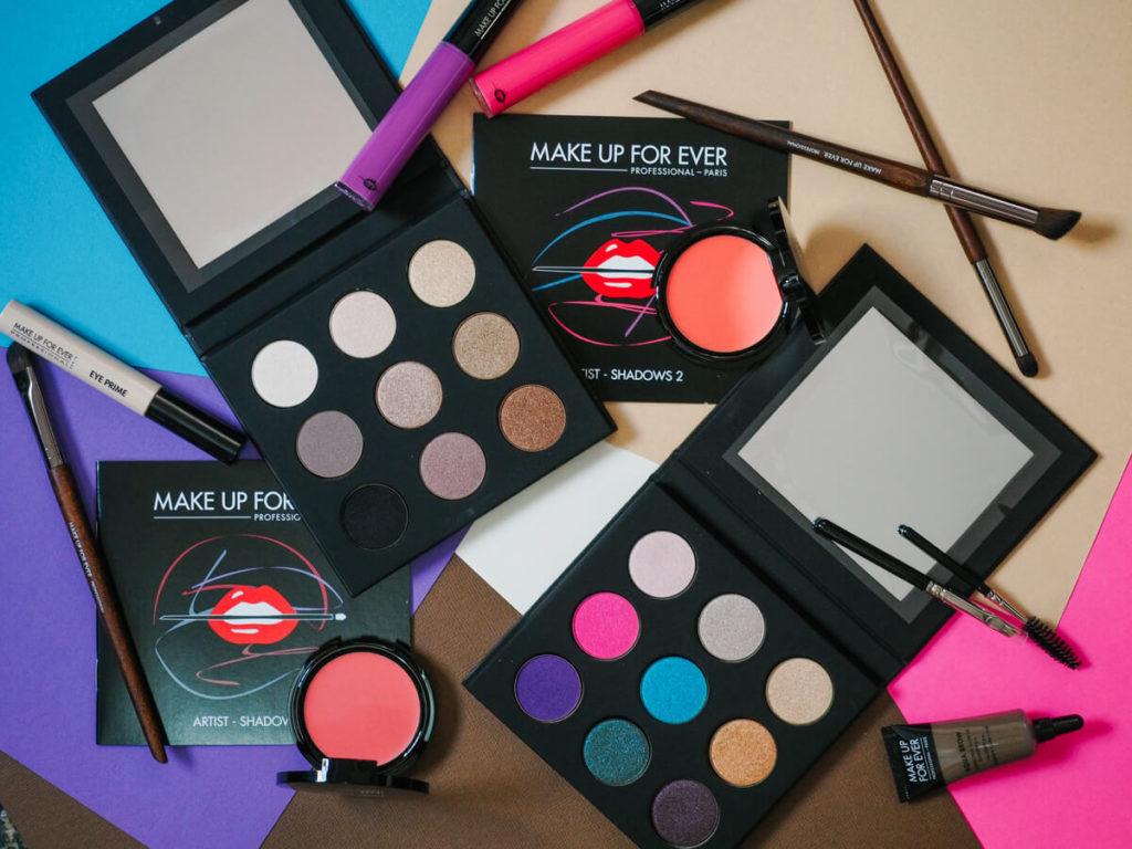 Make Up Forever 9 Artist Shadow Palette