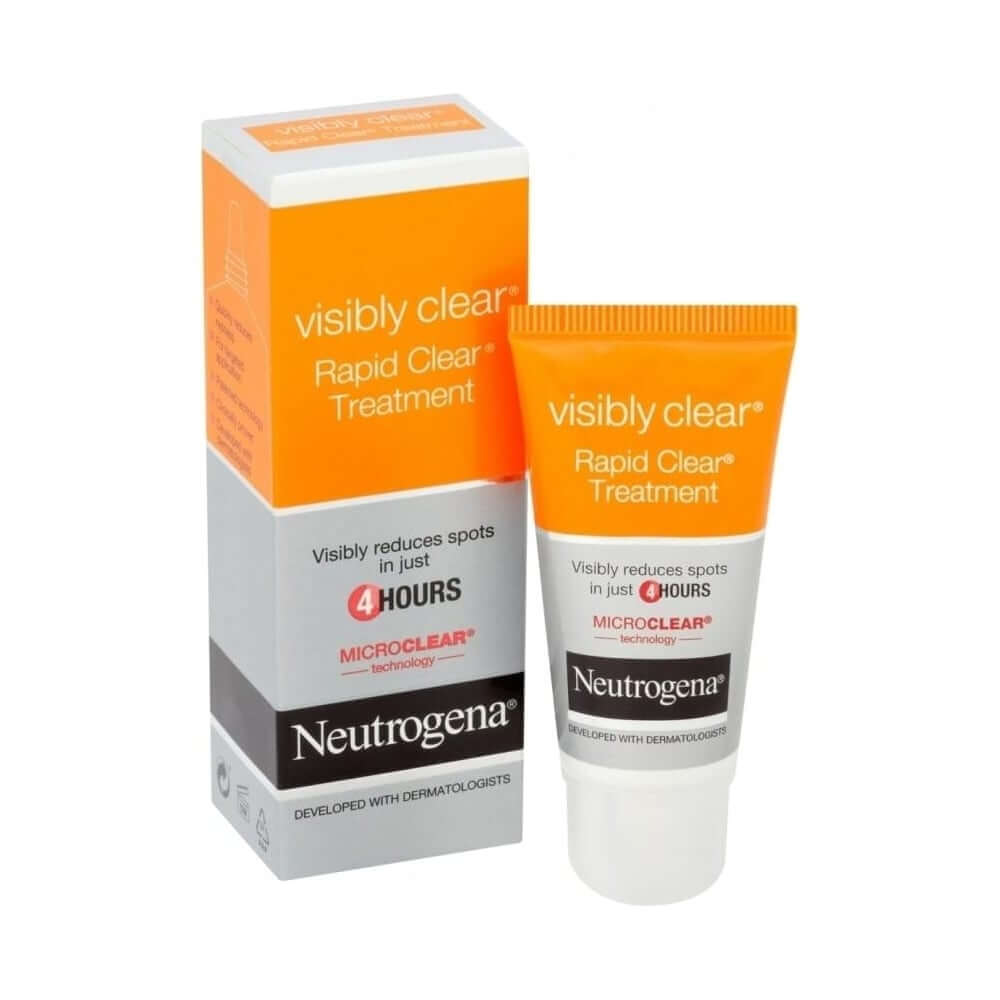 Neutrogena Rapid Clear Stubborn Acne Leave On Mask
