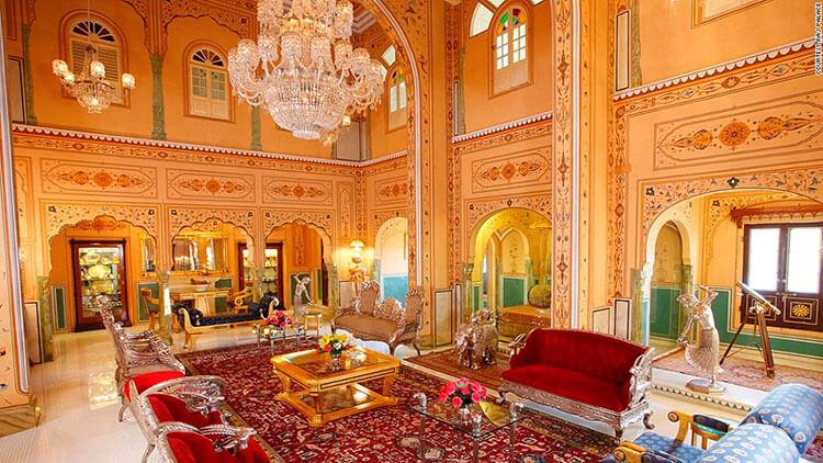 Raj Palace Hotel Jaipur India