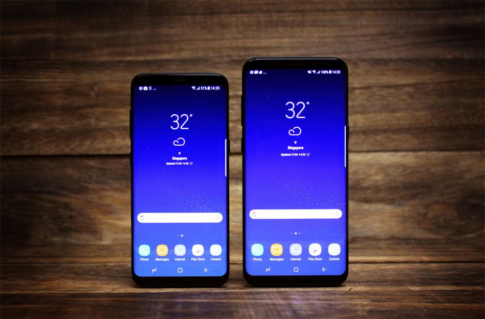 Samsung Galaxy S9 Plus or Galaxy SX Plus