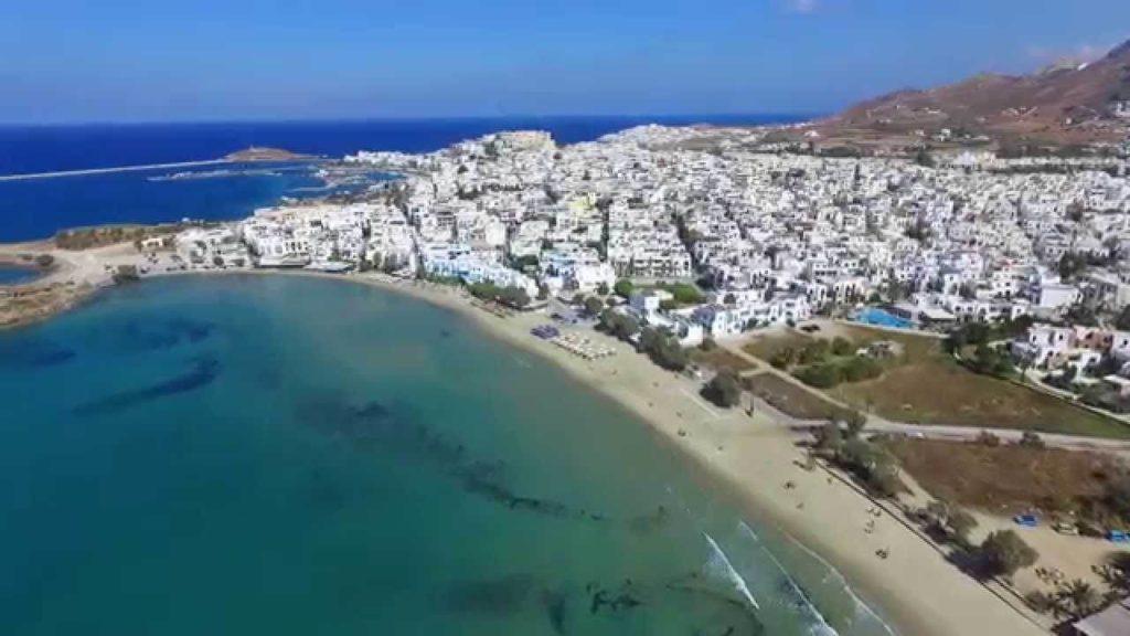 St George Beach, Naxos, Greece