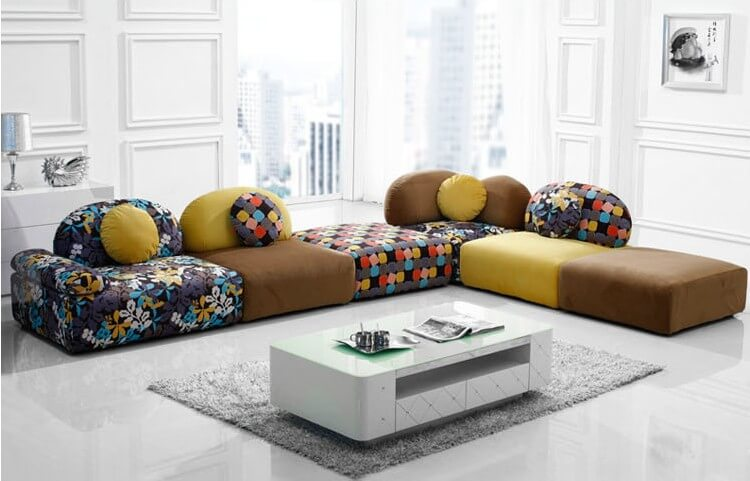 21+ Stylish And Unique Sofa Designs For A Modern Home | Live Enhanced