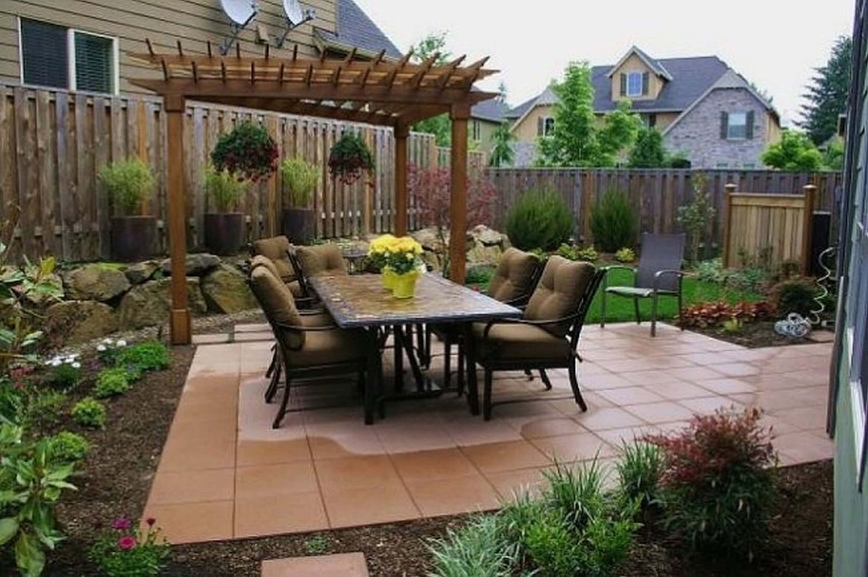 Inspirational Front Yard Landscape Design Ideas