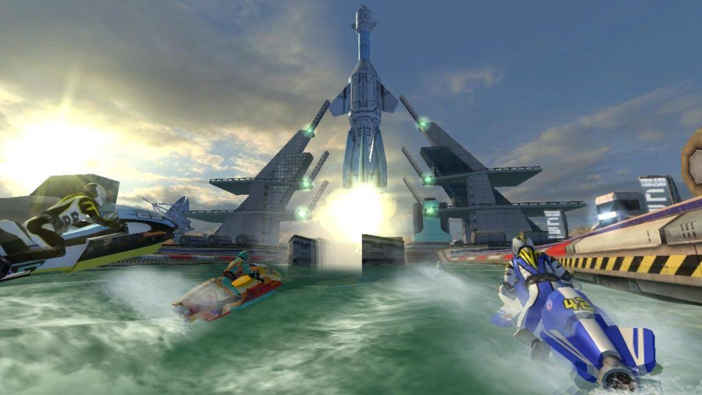 The Riptide GP