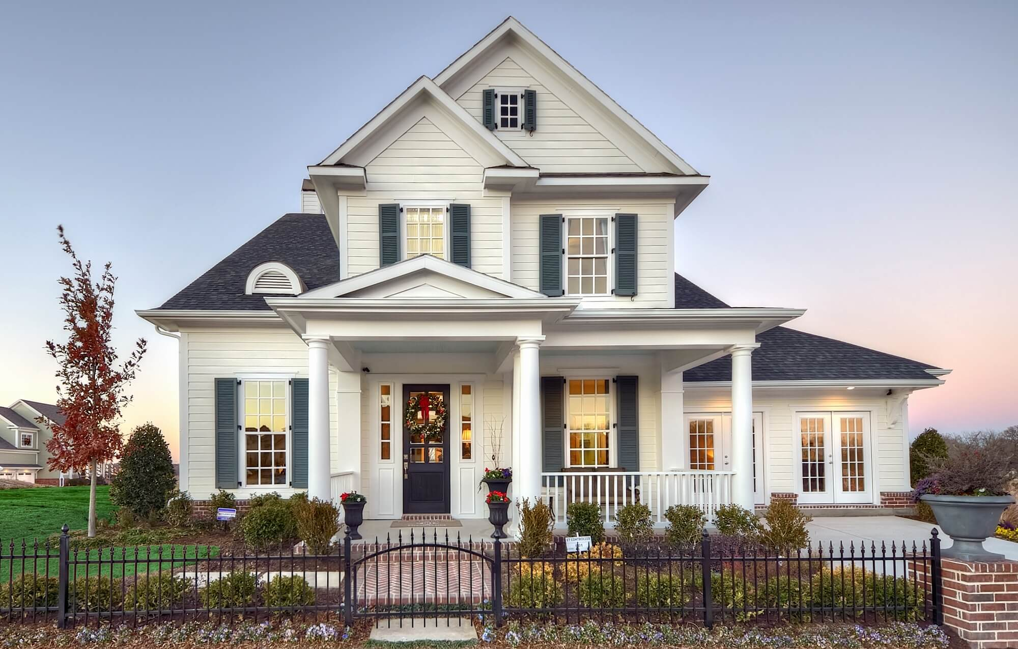 Top 12 Colonial Style Home Designs At Live Enhanced Live Enhanced