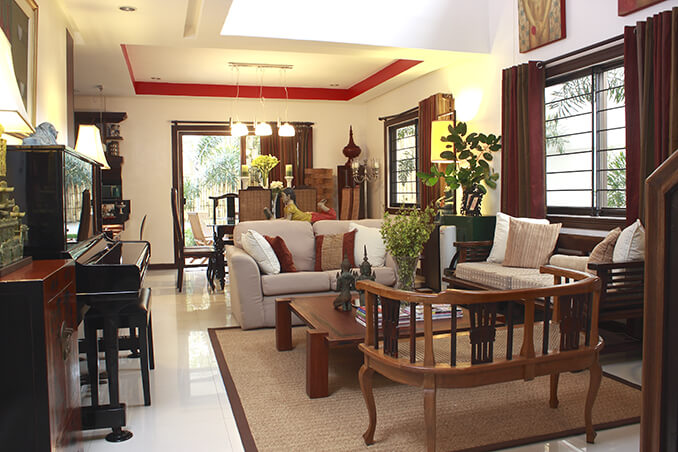 Amazing Interior Designs Of Small Houses In The Philippines Live Enhanced
