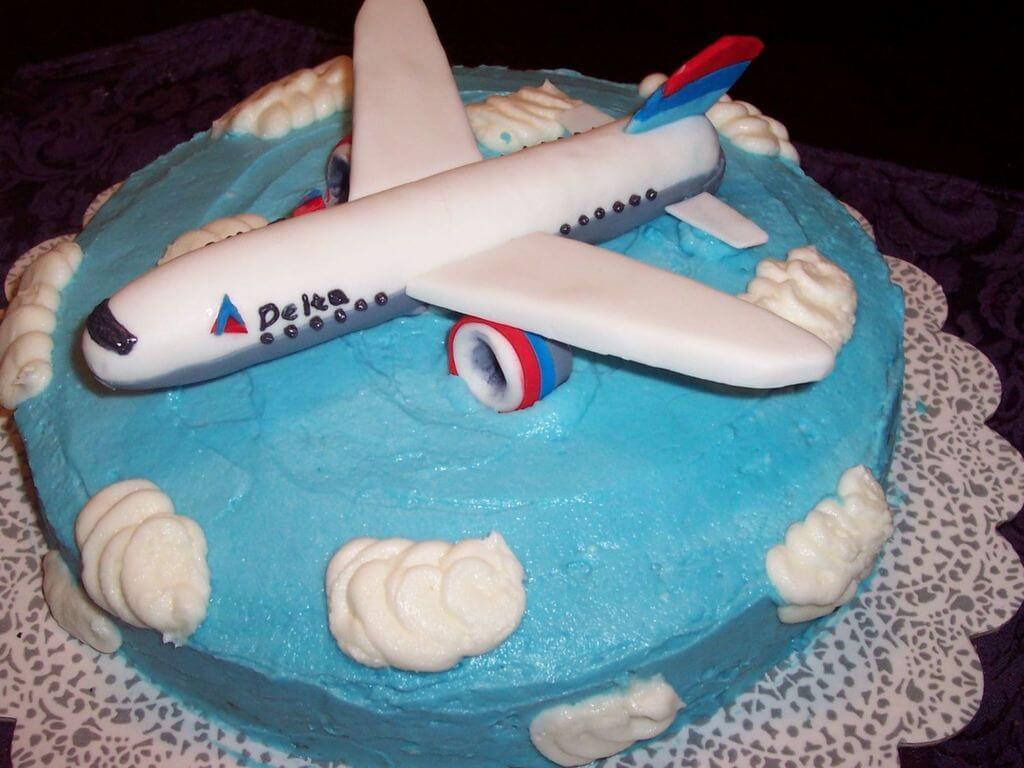 Unique Birthday Cake