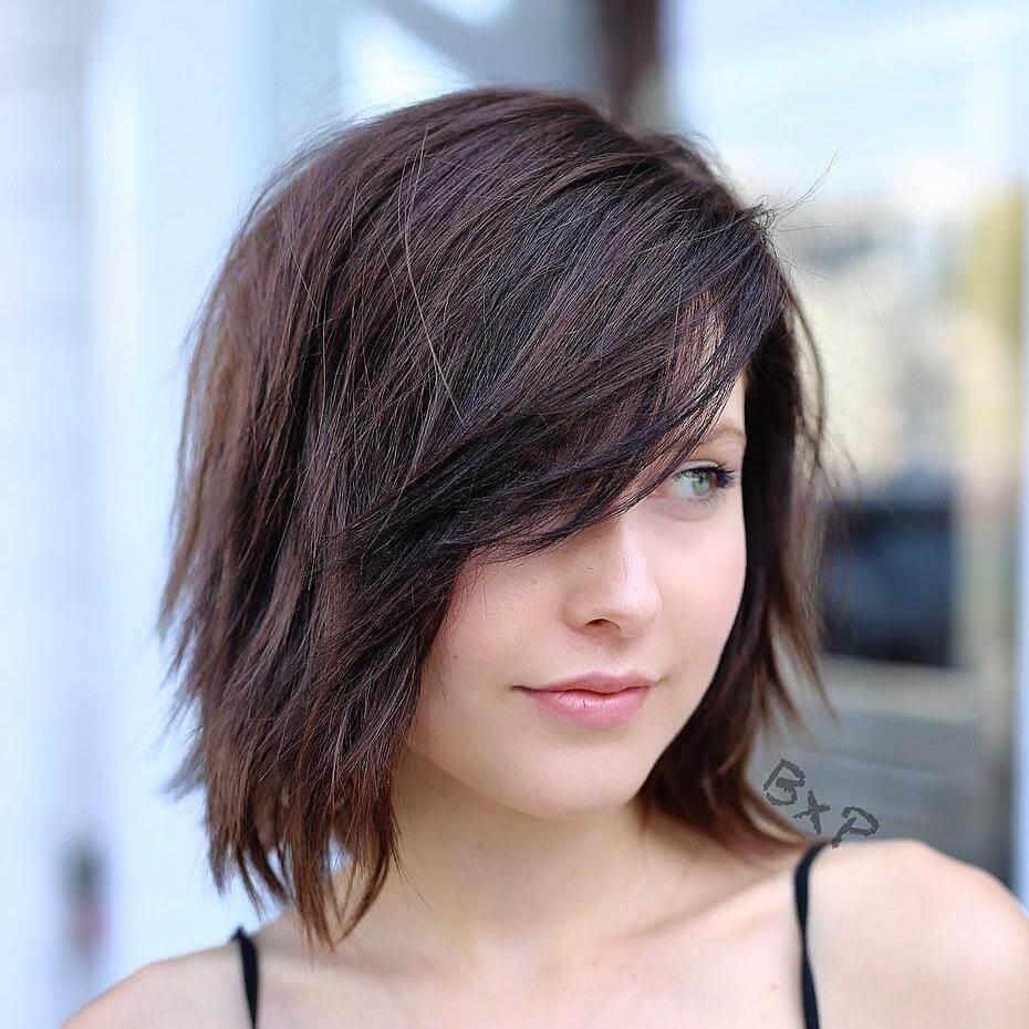 Bangs Hair