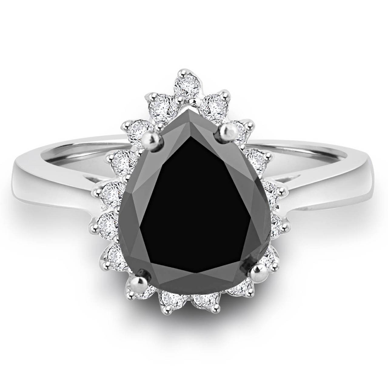 20 Unique Black Diamond Engagement Rings For Women Live
