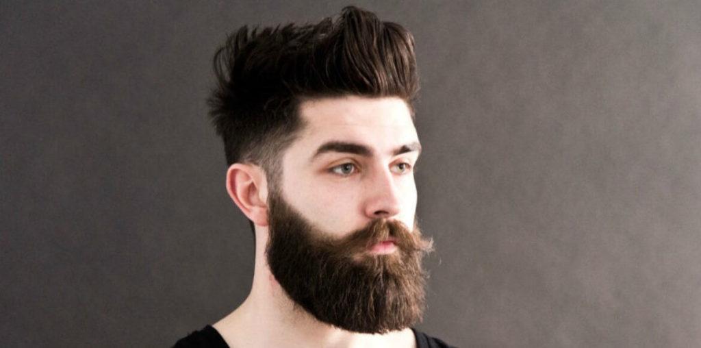 Long Beard Style