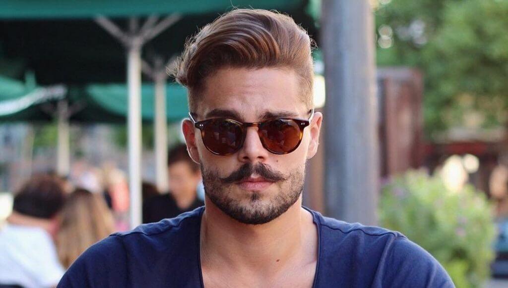 Patchy Beard Styles