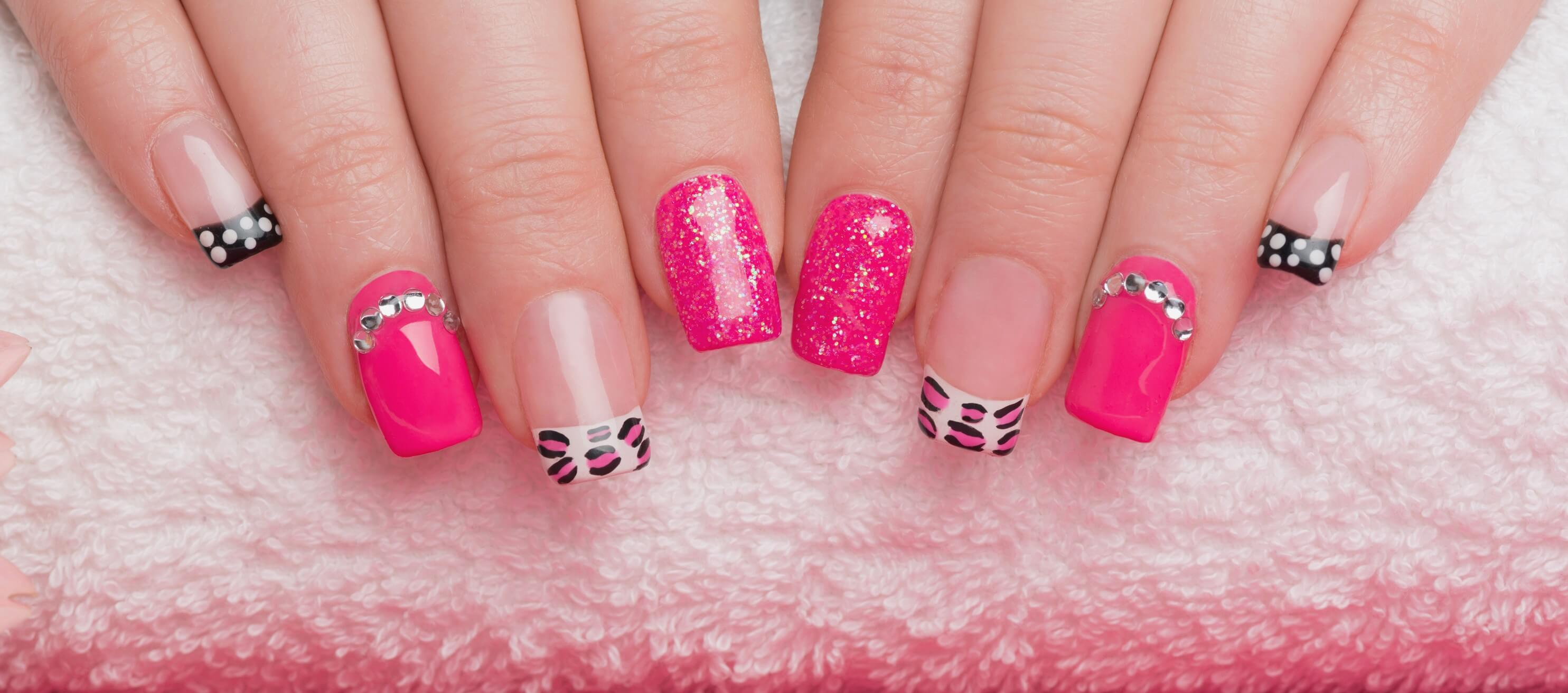 24 Unique Nail Art Designs Of 2018 To Enhance Your Nails Beauty on French Homes