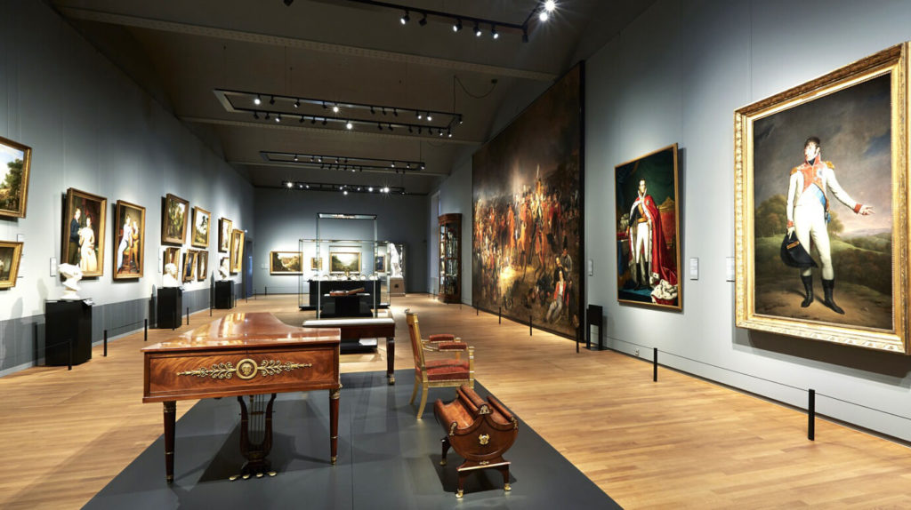 Visit Rijksmuseum for Old Master Paintings