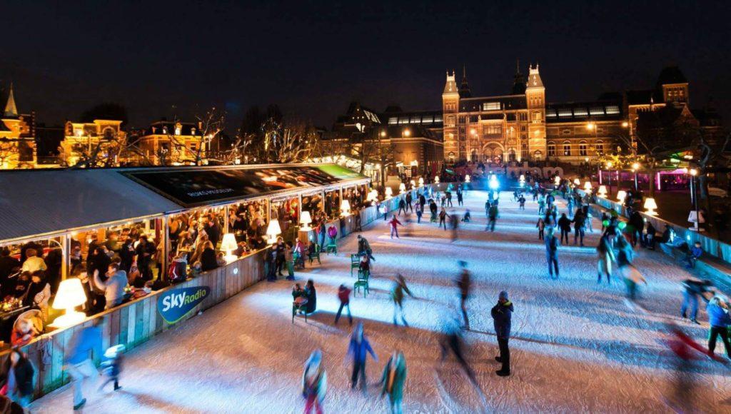 Visit a Amsterdam' Market