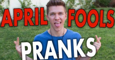 April Fools Prank Ideas