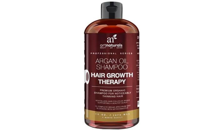 Art Naturals Organic Argan Oil Hair Growth Shampoo