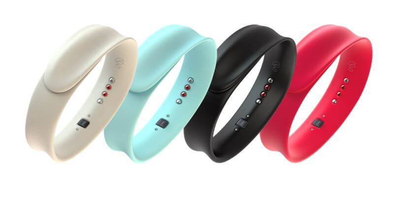 Emotion Sensing Bracelets-wearable gadgets 2018