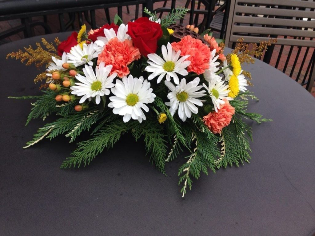 Fall Harvest Centerpiece