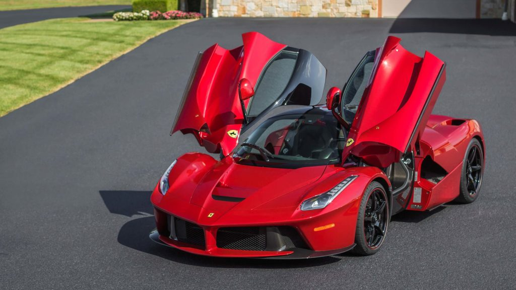 Top 15 Most Expensive Cars In The World For 2018 Live