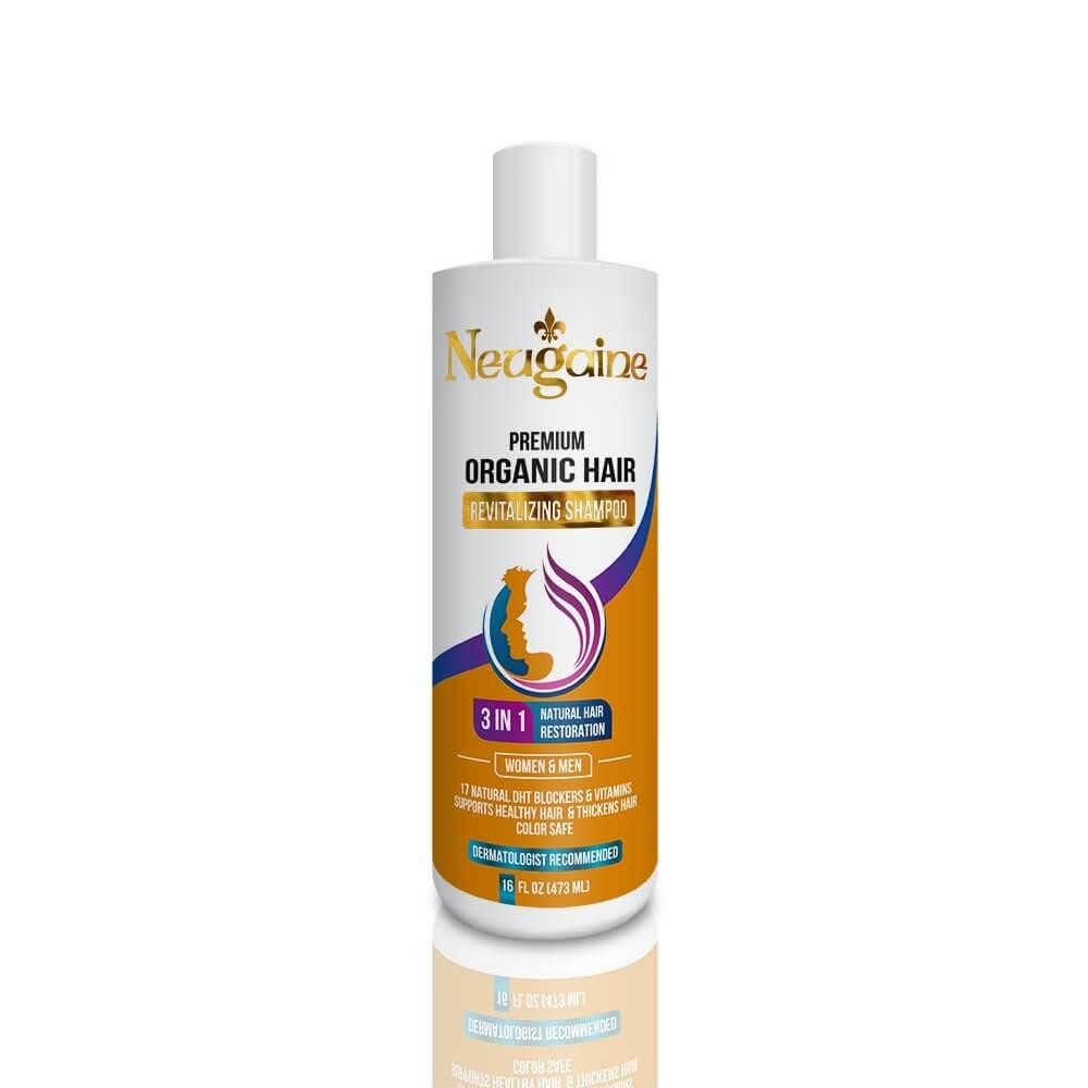 Neugaine Premium Organic hair growth shampoo