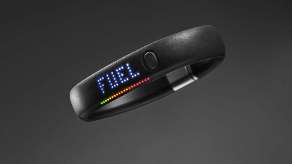 Nike+ FuelBand-wearable gadgets 2018