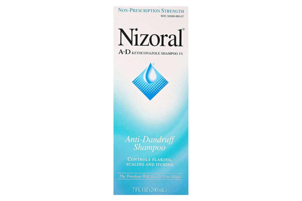Nizoral A-D Anti-Dandruff hair growth Shampoo for men