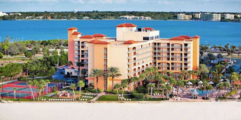 Sheraton Sand Key Resort most beautiful places To visit In florida