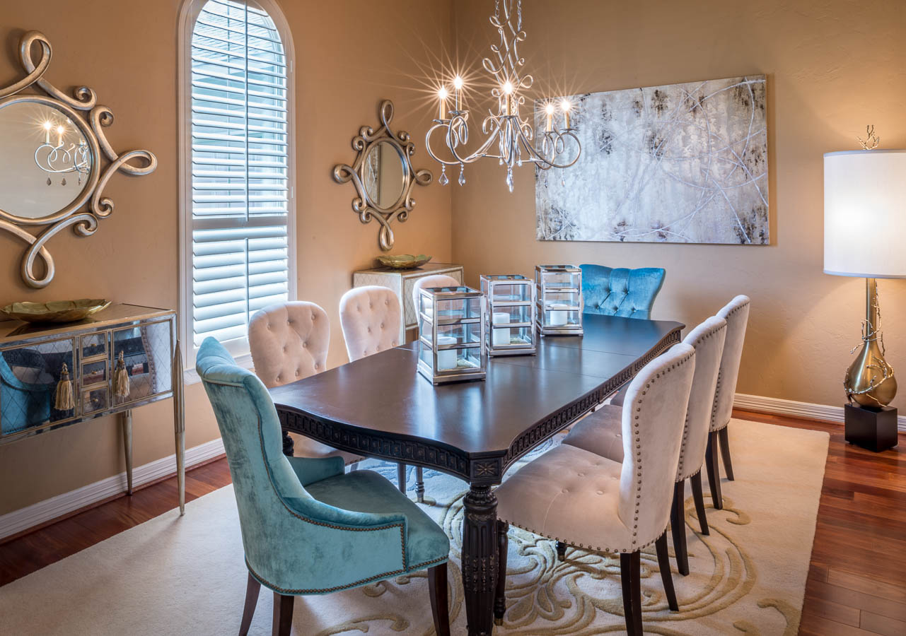 18 Transitional Dining Room Design Ideas For 2018 | Live Enhanced