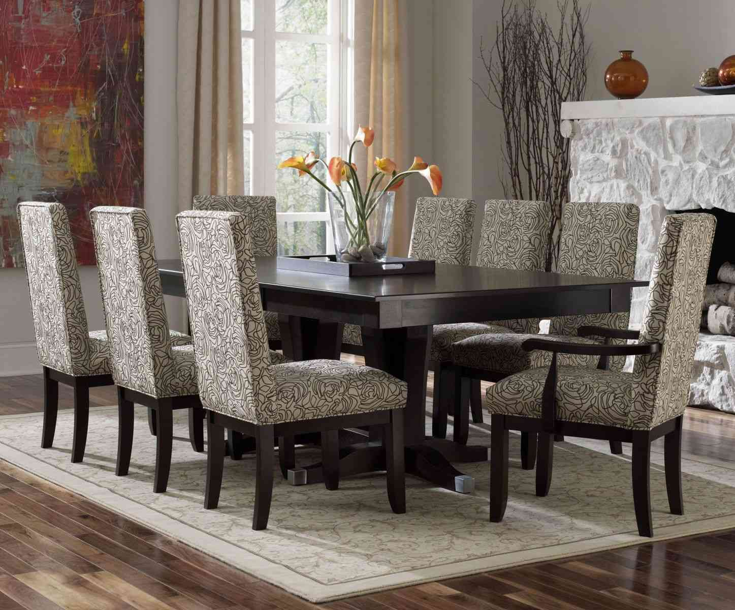 Transitional Dining Room Decorating Ideas Part - 47: Source · Transitional Dining Room Design Ideas