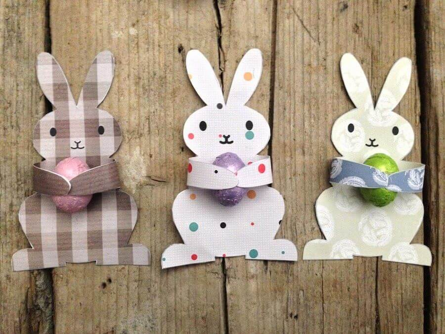 easter crafts Candy Huggers