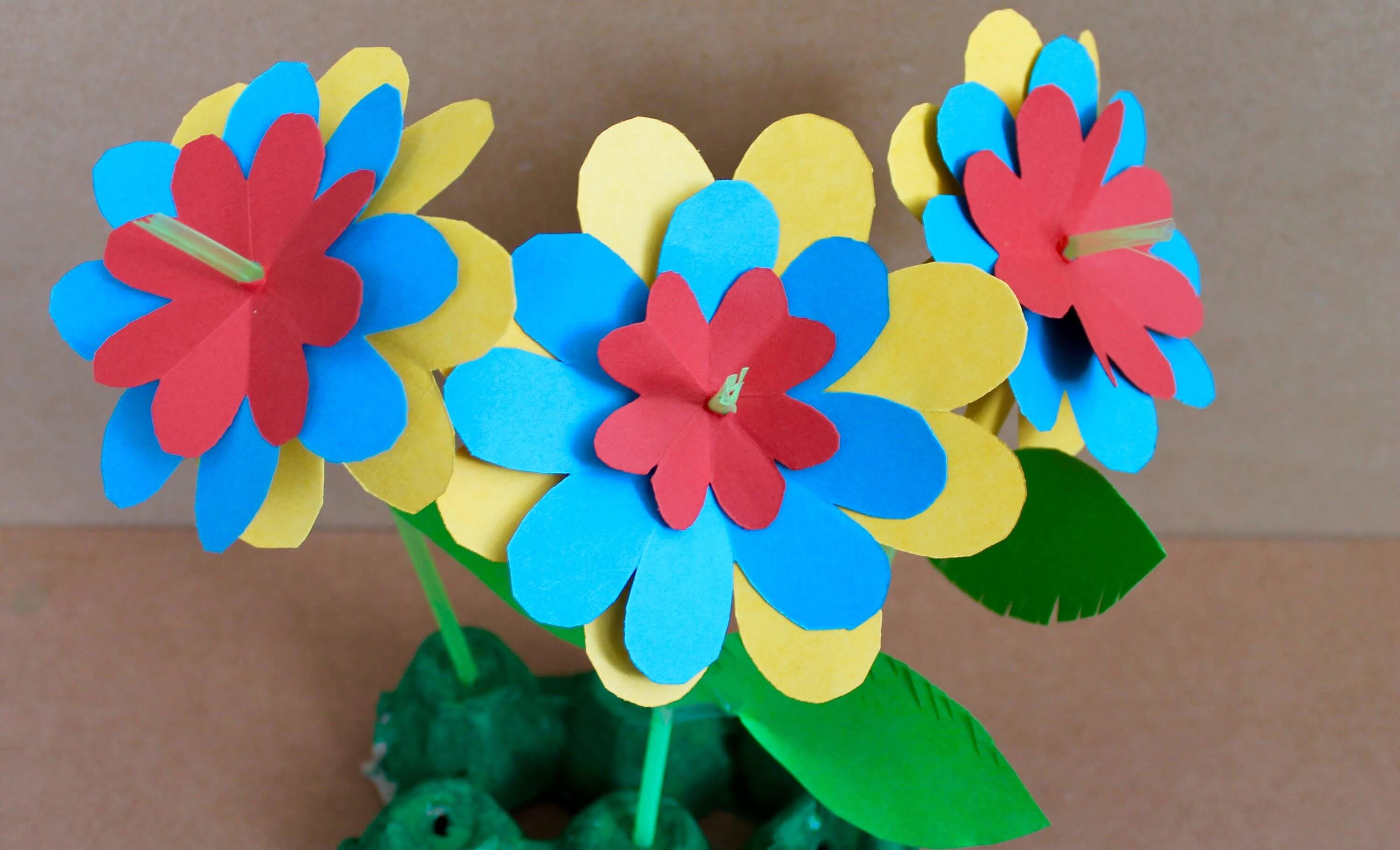 17 Simple Most Funny Diy Paper Crafts For Kids Try It Today