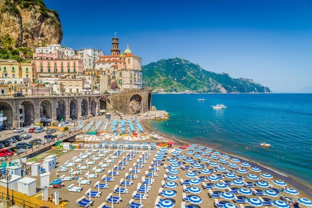 Amalfi Coast - Places To Visit In Europe