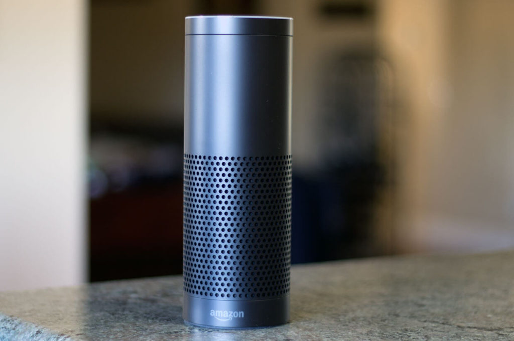 Amazon Echo - smart home devices