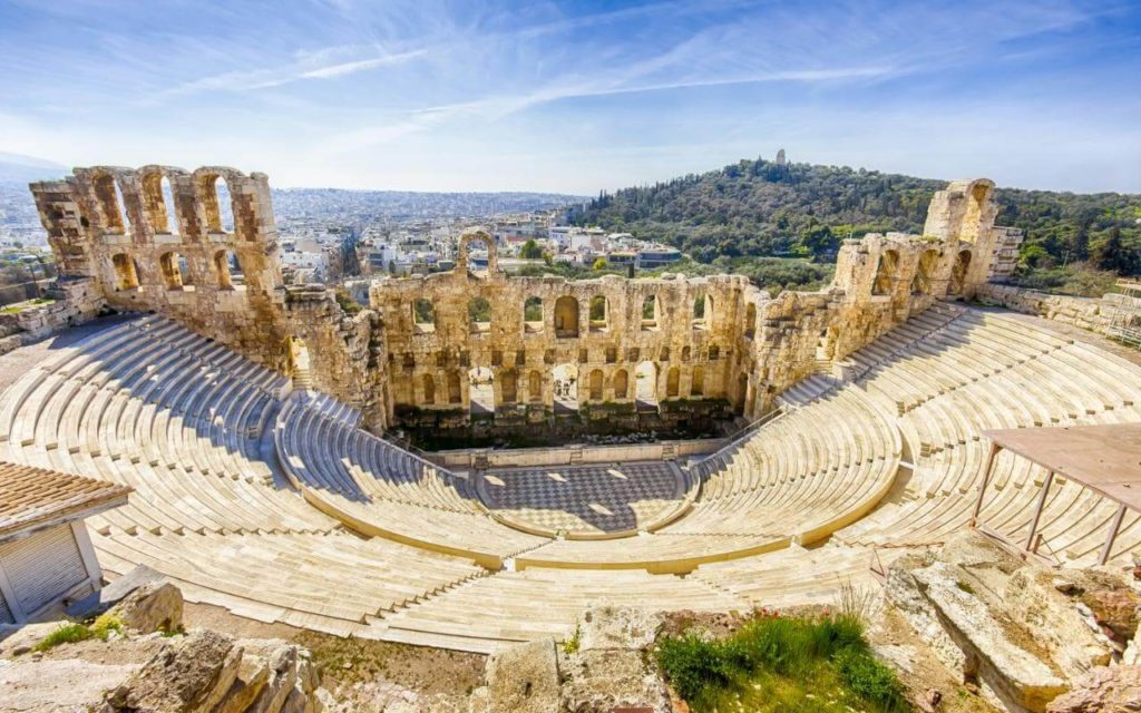 Athens - Places To Visit In Europe