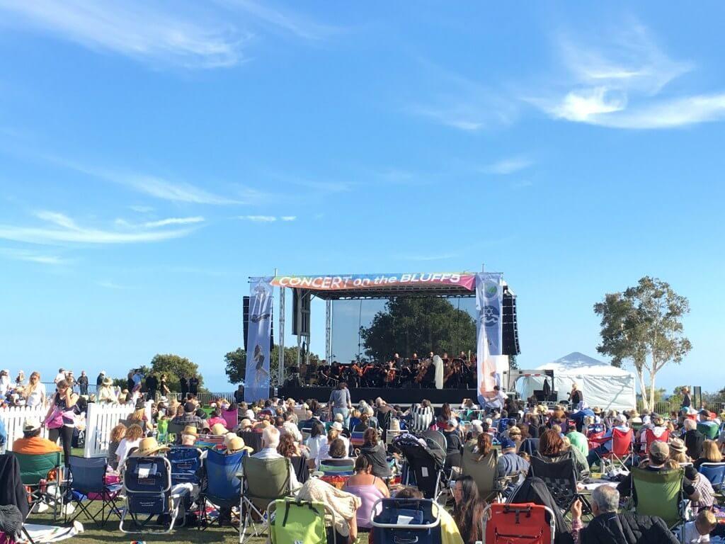 Attent An Outdoor Concert-travel bucket list
