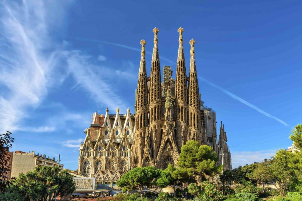 Barcelona - Places To Visit In Europe