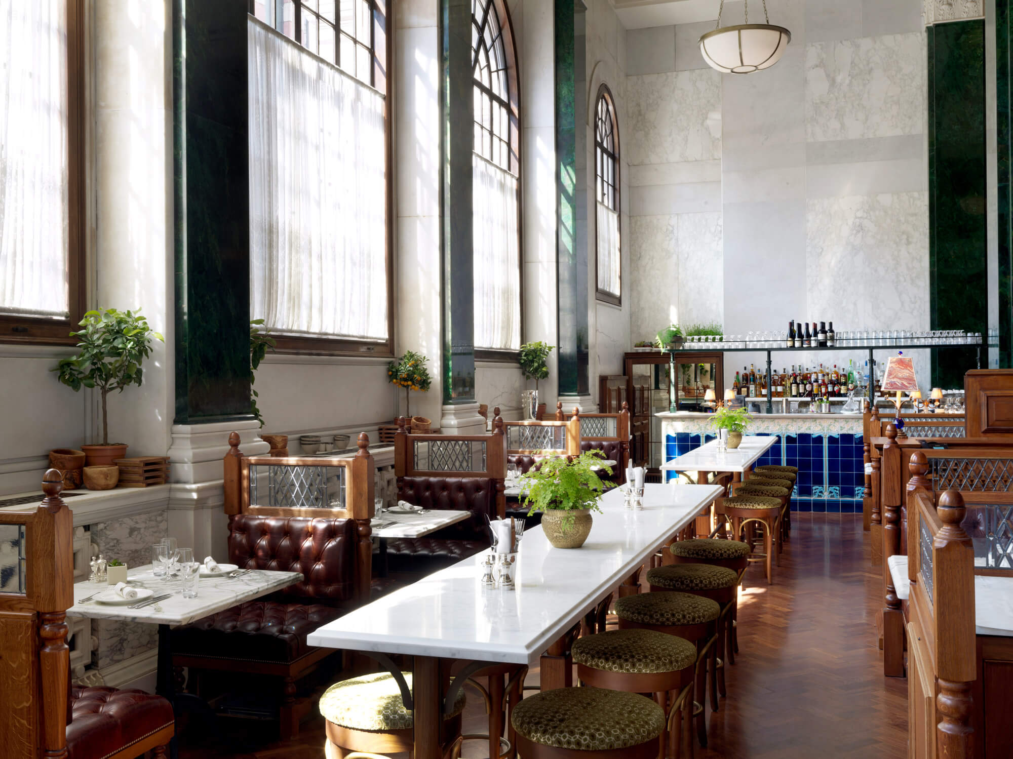 top restaurants in london